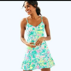 Lilly Pulitzer nwt perfect match dress